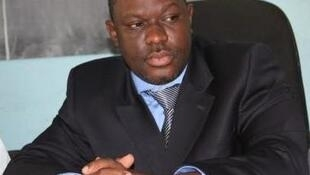 Le porte-parole du gouvernement tchadien, Hassan Sylla