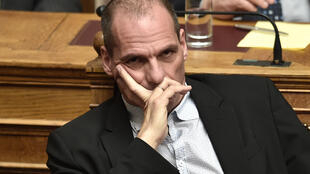 Euclidès Tsakalotos va remplacer le ministre grec des Finances, Yanis Varoufakis (sur la photo) dans les négociations avec les créanciers de la Grèce.