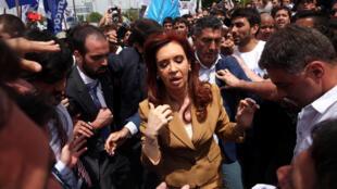 Cristina Kirchner, ex-presidente da Argentina