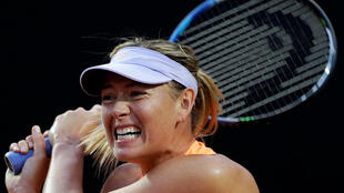 Former Australian Open champion Maria Sharapova made her return to the tournament on 16 January 2018.
