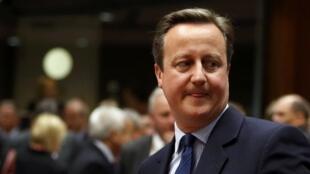 David Cameron a quitté son siège de député lundi 12 septembre.