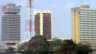 Zambian capital, Lusaka