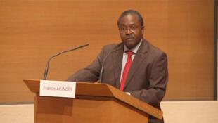 Le professeur ivoirien Francis Akindes enseigne la sociologie à l'université de Bouaké.