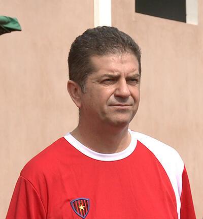 Dragan Jovic, o novo treinador dos militares
