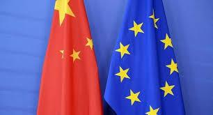 中国欧盟。