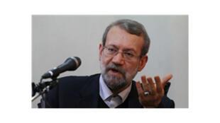 سخنرانی علی لاریجانی در  شهر ساری