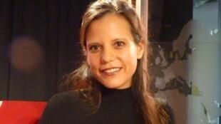 La compositora mexicana Diana Syrse en RFI