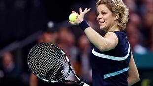 Kim Clijsters won 41 singles titles before she left the circuit in 2012.