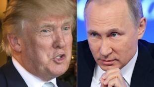 Путин готов предоставить властям США запись разговора главы российской дипломатии Сергея Лаврова с Дональдом Трампом