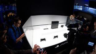 Présentation officielle de la Playstation 4.