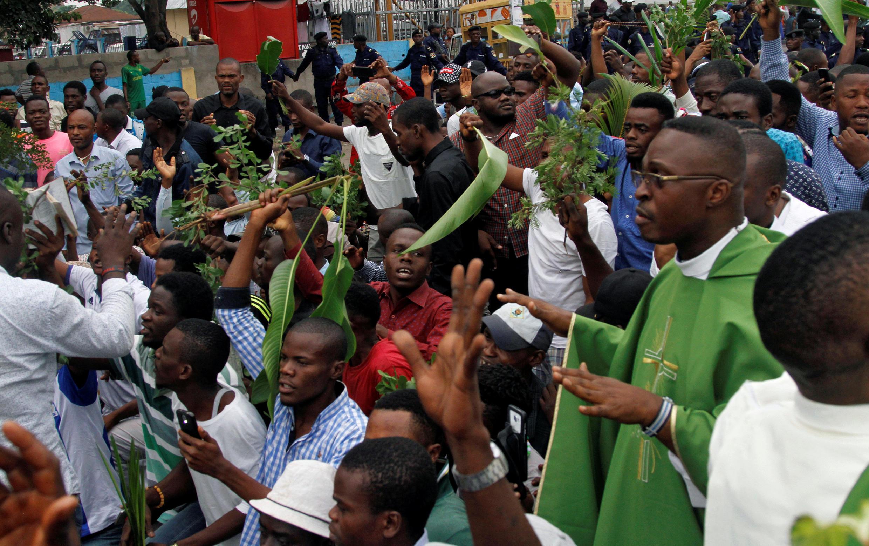 Maandamano dhidi ya rais Joseph Kabila nchini DRC Januari 21 2018
