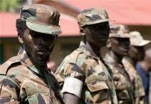 Wapiganaji waasi wa jamuhuri ya kidemokrasia ya Congo