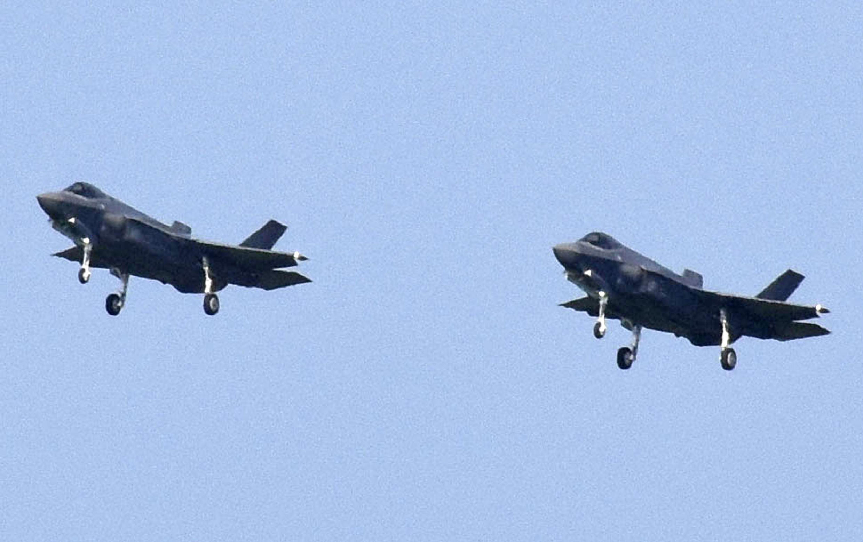 F-35A   fighter jets