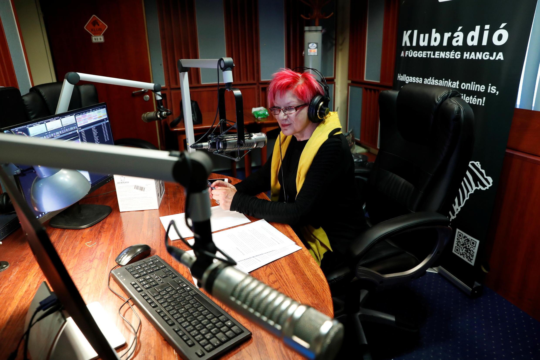 3_HUNGARY-MEDIA-RADIO - Klubradio