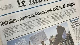Capas dos jornais franceses de 28/08/19