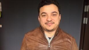 Roberto de Oliveira, músico brasileiro e diretor artístico do 1º Festival de Choro de Lille.