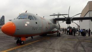 Jirgin sintiri na  ATR 42-500 na sojin saman Najeriya
