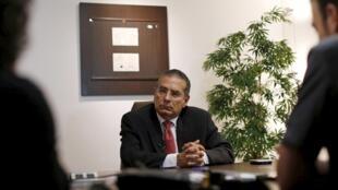 Ramón Fonseca, cofudador y socio de Mossack Fonseca