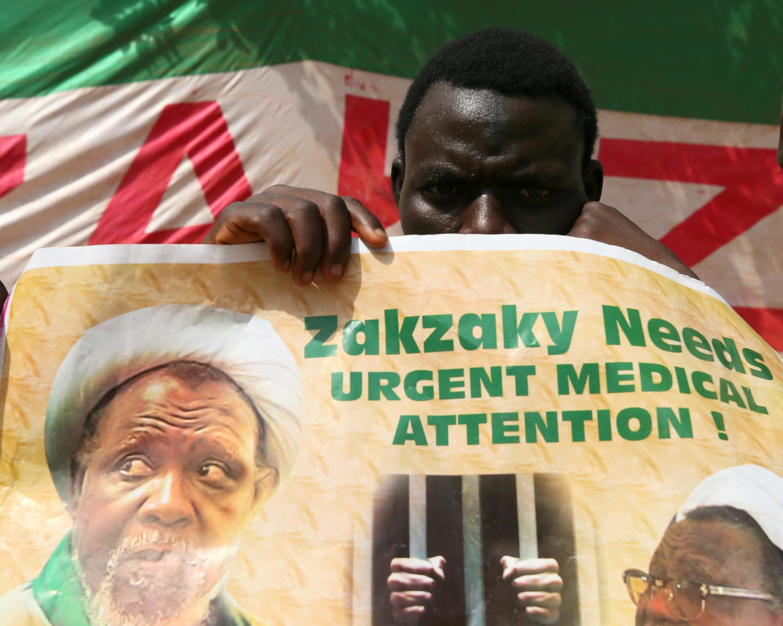 دادگاهی در ایالت کادونا در نیجریه، روز دوشنبه ۵ اوت/ ١٤ مرداد، تقاضای آزادی شیخ ابراهیم زکزاکی را به قید وثیقه پذیرفت و به وی اجاره داد برای درمان از کشور خارج شده و به هند سفر کند.