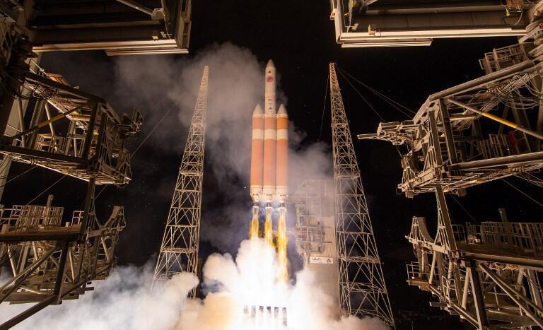A Nasa, a agência espacial norte-americana, lançou neste domingo (12) sua sonda Parker, o objeto mais rápido já criado pelo homem.