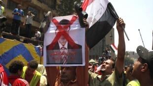 Ruas do Cairo já registram forte movimentação da oposição neste sábado, véspera de um grande protesto contra o presidente Mohamed Mursi.