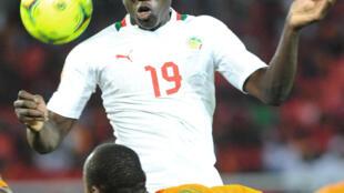 Le Sénégalais Demba Ba.