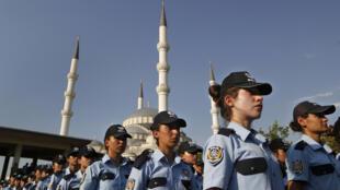 زنان پلیس ترکیه