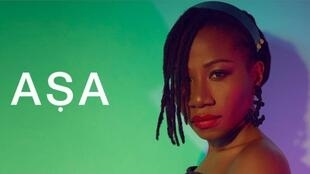 Asa, lucid about love on her new album