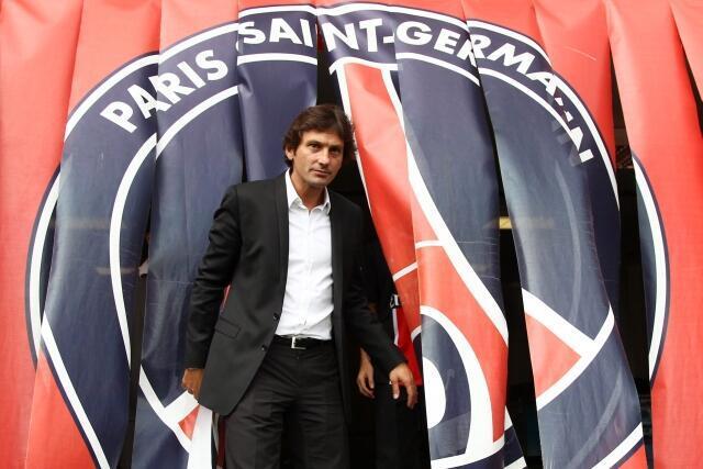 Leonardo, diretor técnico do PSG.