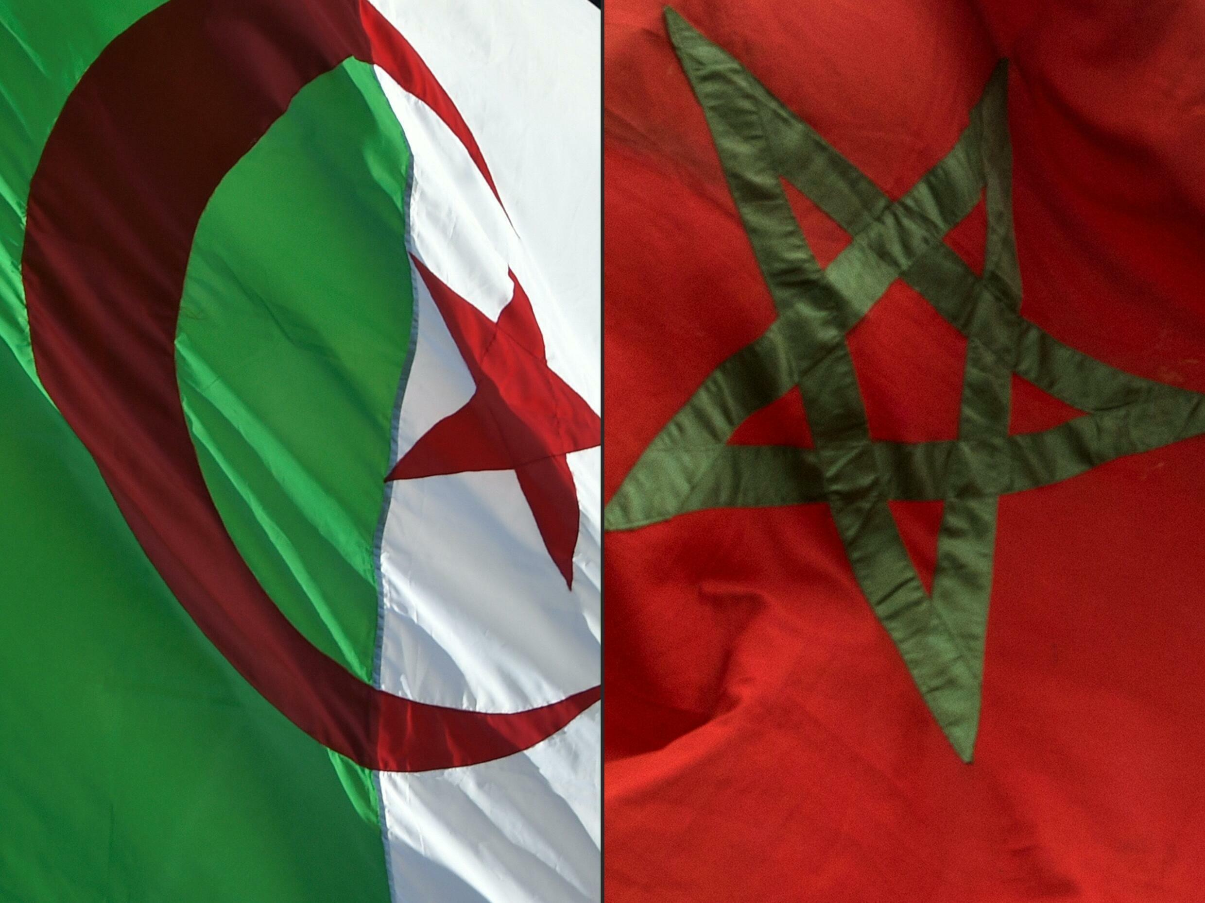 Algeria and Morocco have seen tensions soar in recent months