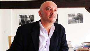 Philippe Chassaigne est professeur d'histoire contemporaine à l'Université de Bordeaux-Montaigne (capture d'écran).