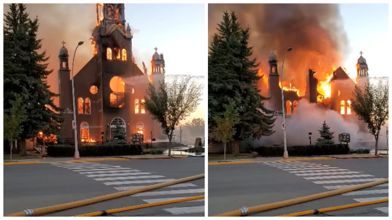 Canada igreja