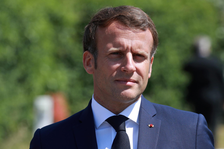 法國馬克龍