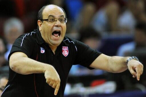 Adel Tlatli, l'entraîneur tunisien.