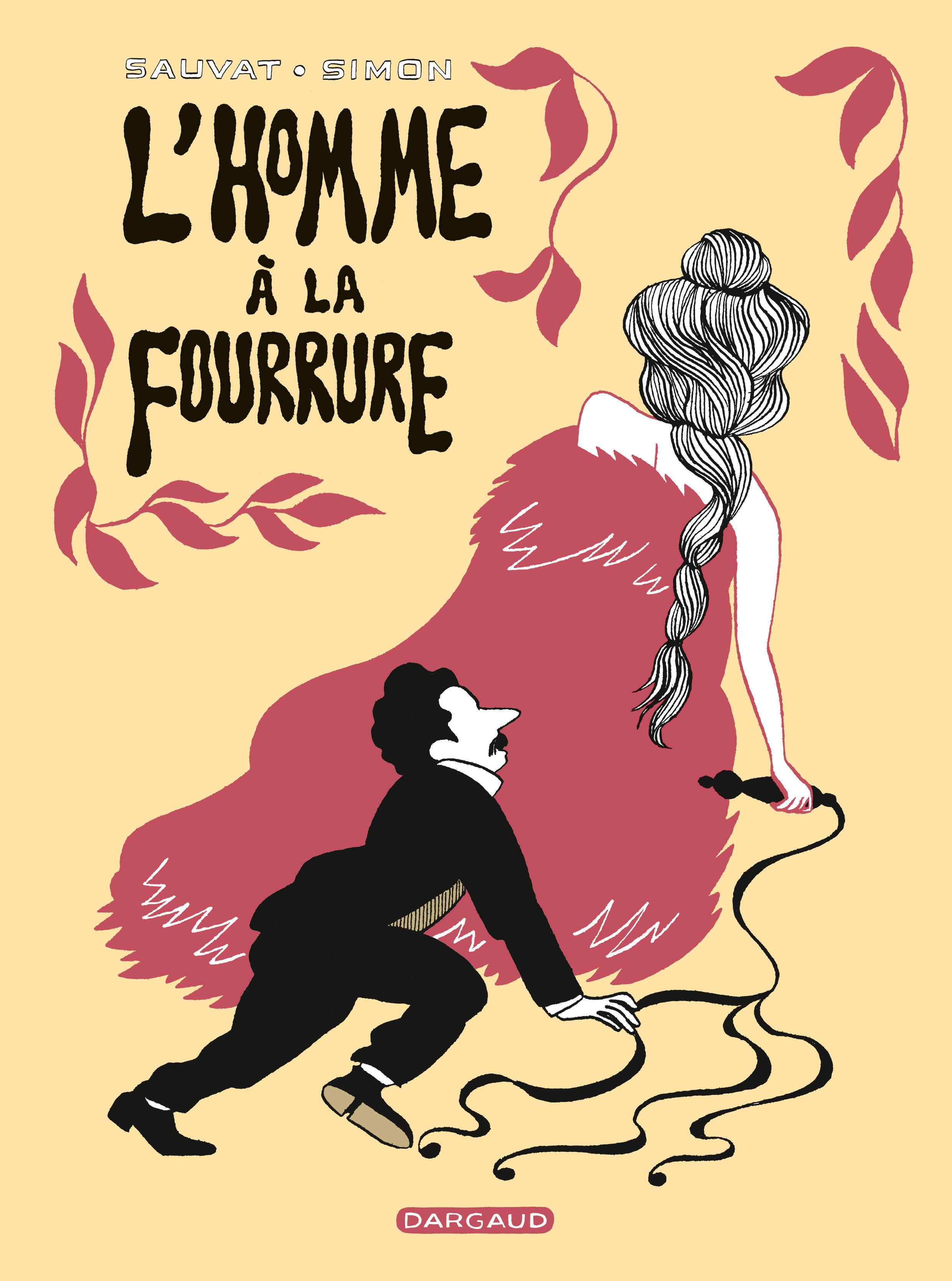 «L'homme à la fourrure» de Catherine Sauvat et d'Anne Simon.