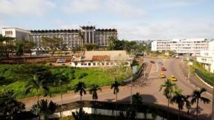 Yaoundé, capitale du Cameroun.