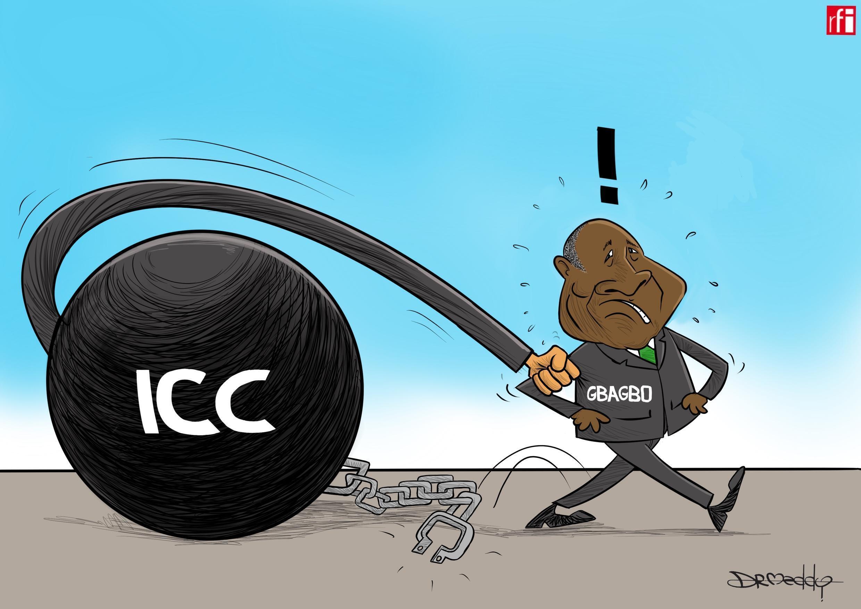 Ivory Coast: Mahakama ya Kimataifa ya ICC ilimwachilia huru rais wa zamani wa Ivory Coast Laurent Gbagbo lakini hakukubaliwa kurejea nchini mwake (06/02/2019)