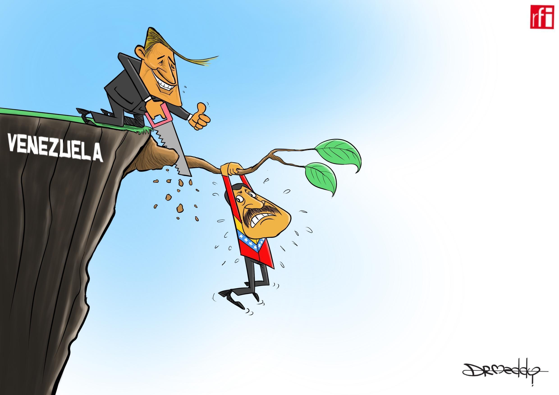 Venezuela: Rais wa Venezuela Nicolas Maduro apata shinikizo kutoka kwa Marekani (30/01/2019)