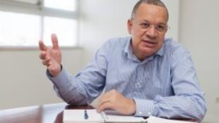 O novo governador do Banco de Cabo Verde, João Serra
