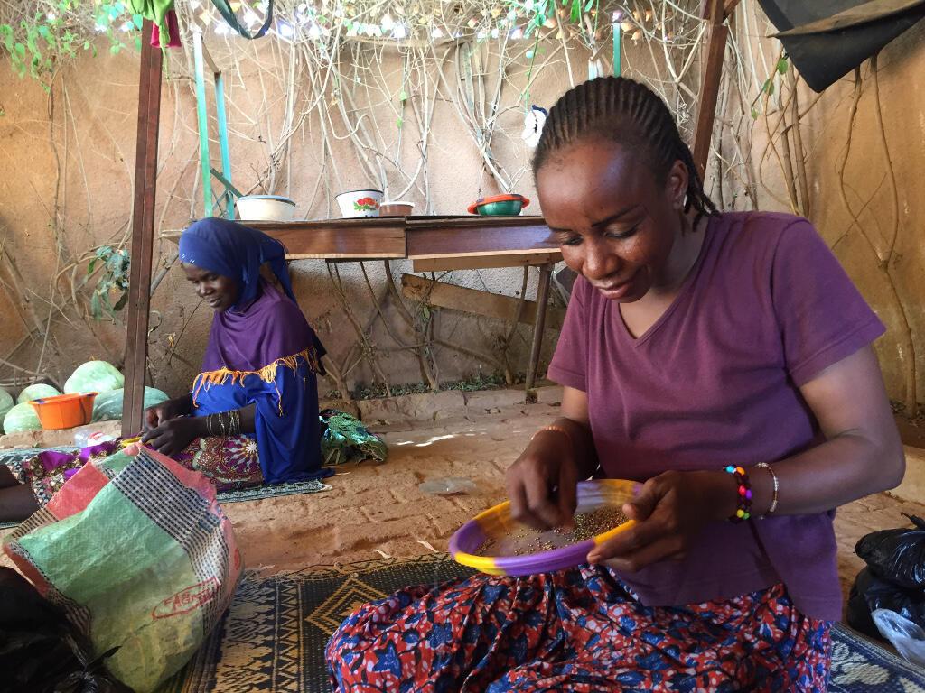 Yasmine, moja wa wanawake anayetoa matumaini kwa wanawake wengi baada ya kushinda aina nyingi za unyanyasaji kwenye jamii yake.