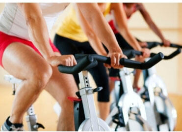 5 millions de Français pratiquent aujourd'hui le sport en salle.