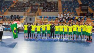 Brasil - Andebol - Handball - Desporto - Sport - Selecção Brasileira