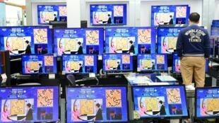 Le match entre le programme d'intelligence artificielle AlphaGo et Lee Se-Dol, grand maître sud-coréen du jeu de go, avait passionné les Coréens (photo illustration).