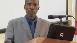 Le professeur Daouda Menta, médecin spécialiste à Bamako des maladies infectieuses et tropicales