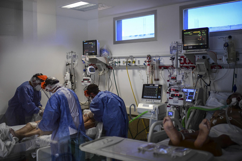 argentine covid hôpital soins intensifs