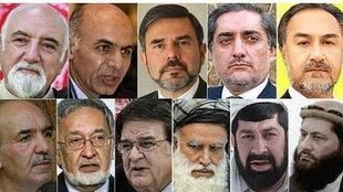 یازده نامزد انتخابات ریاست جمهوری افغانستان