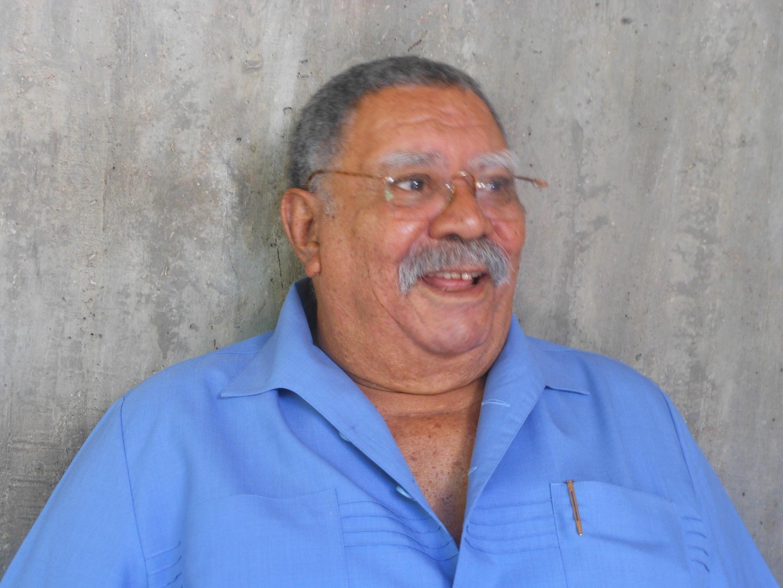 Mbeto Traça, veterano da libertação de Angola