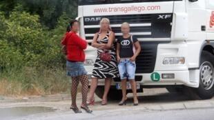 La prostitution en Espagne n'est ni interdite ni autorisée, et rapporterait 18 milliards d'euros par an.