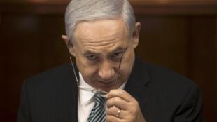 Este 5 de mayo, Benjamín Netanyahu no mencionó el asunto durante su comparecencia pública previa a la reunión semanal del Consejo de Ministros.
