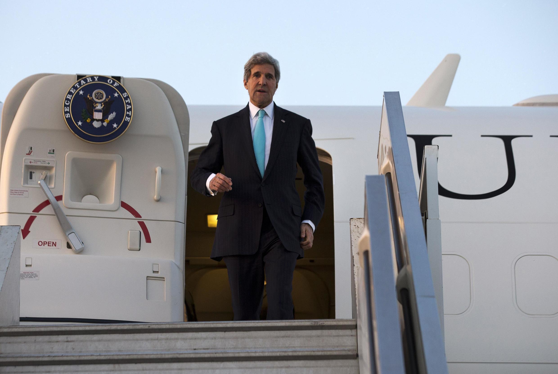 Avec l'Angola, John Kerry achève sa tournée africaine.